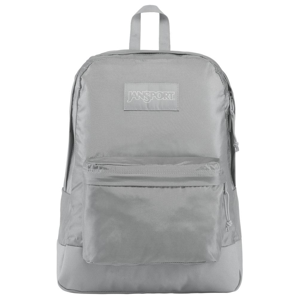 ジャンスポーツ JanSport レディース バックパック・リュック バッグ【Mono Superbreak Backpack】Sleet