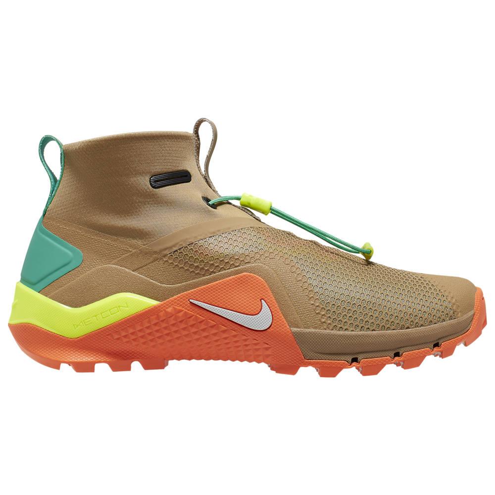 ナイキ Nike メンズ フィットネス・トレーニング シューズ・靴【Metcon X SF】Beech Tree/Pure Platinum/Brown/Green