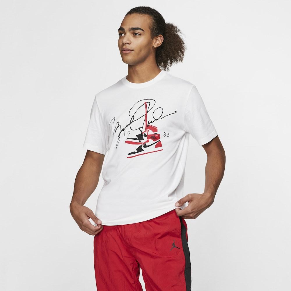 ナイキ ジョーダン Jordan メンズ バスケットボール Tシャツ トップス【AJ 85 T-Shirt】White