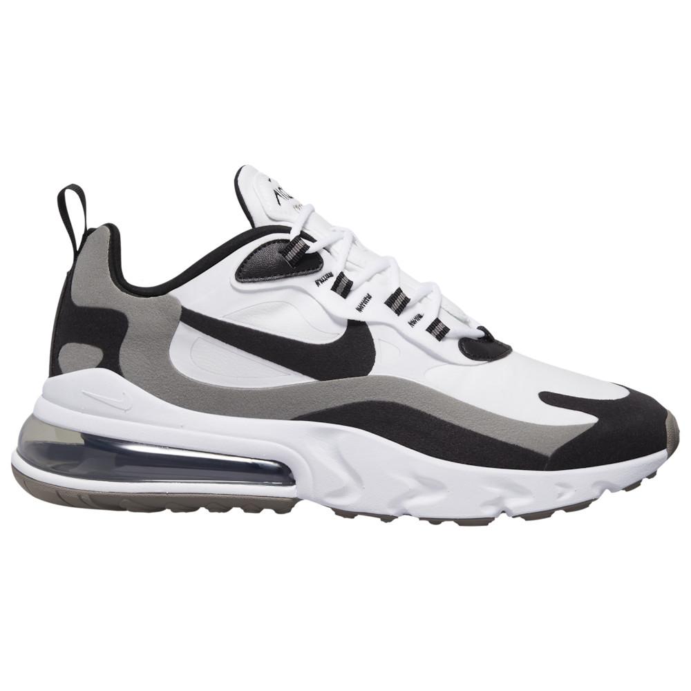 ナイキ Nike メンズ ランニング・ウォーキング シューズ・靴【Air Max 270 React】White/Black/Metallic Pewter