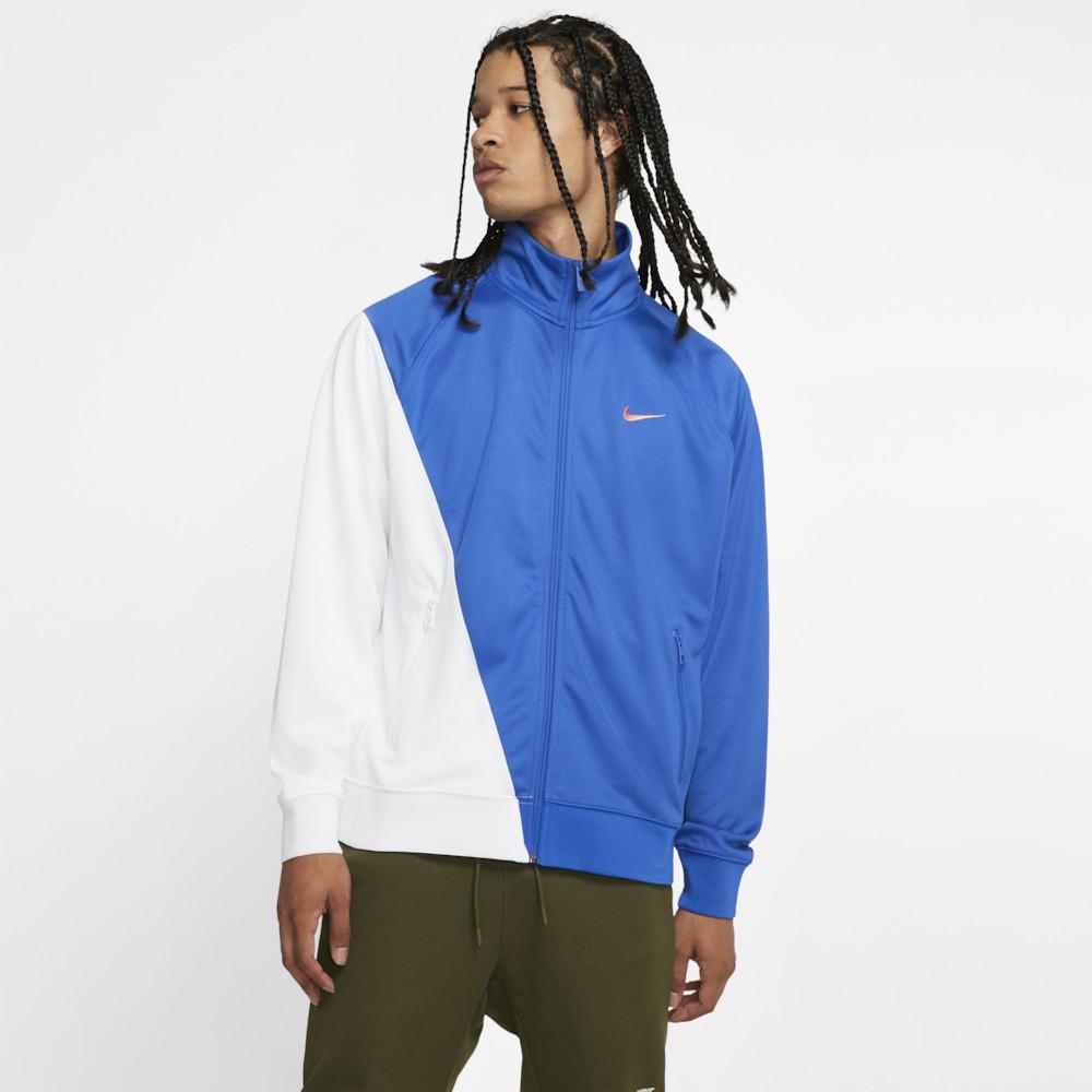 ナイキ Nike メンズ ジャージ アウター【Swoosh Track Jacket】Royal/White/Pink