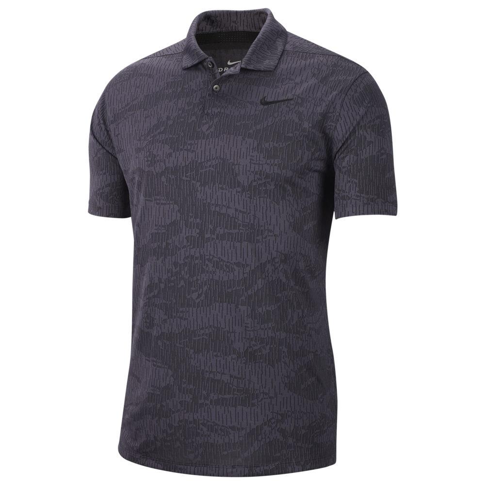 ナイキ Nike メンズ ポロシャツ トップス【Dry Vapor Camo Jaquard Golf Polo】Black/Gridiron