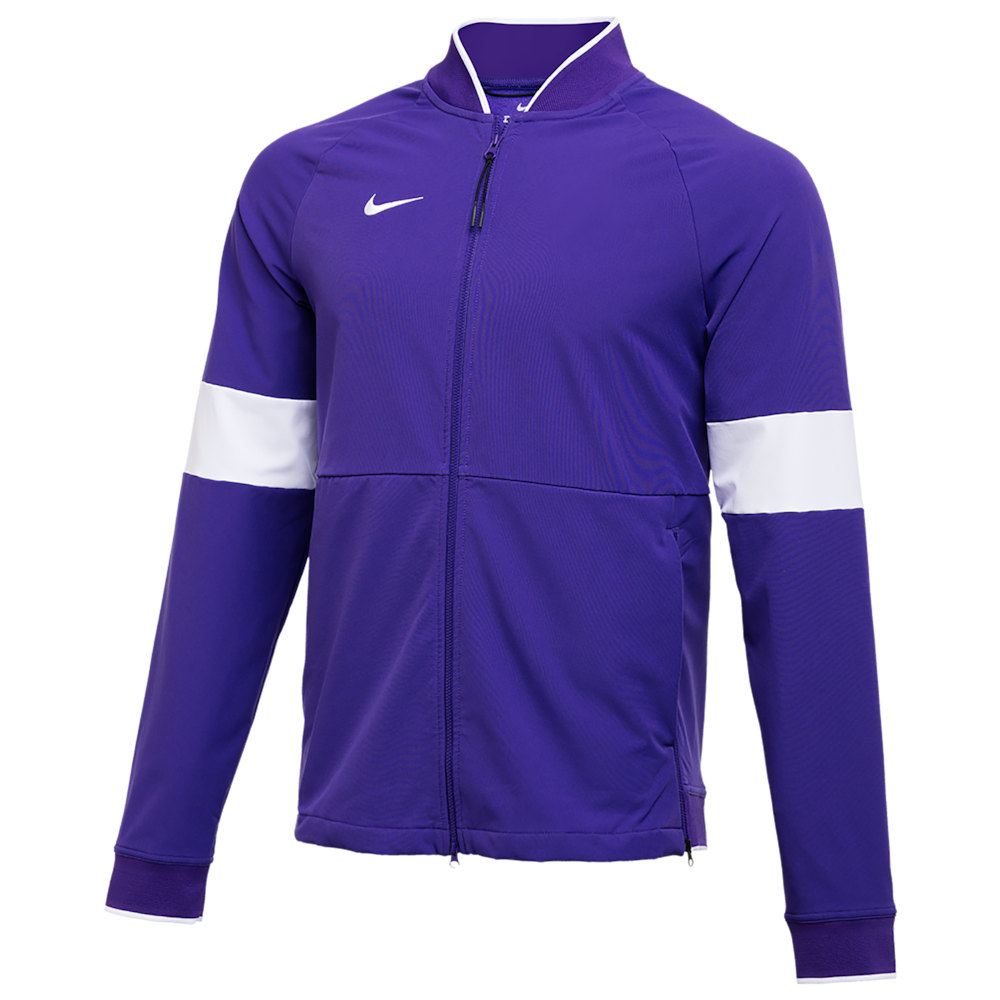ナイキ Nike メンズ ジャケット アウター【Team Authentic Therma Midweight Jacket】Court Purple/White/White