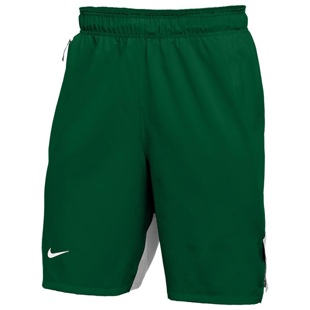 ナイキ Nike メンズ フィットネス・トレーニング ショートパンツ ボトムス・パンツ【Team Authentic Flex Practice Shorts】Gorge Green/Silver/White