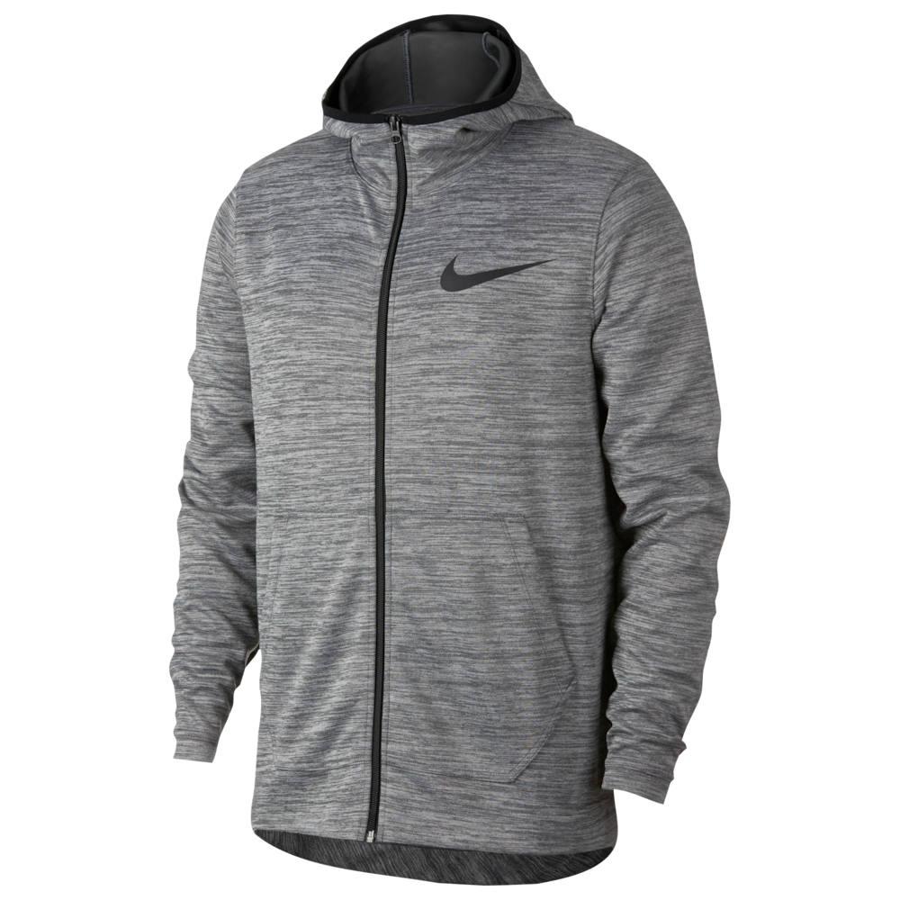 ナイキ Nike メンズ バスケットボール パーカー トップス【Spotlight F/Z Hoodie】Grey Heather/Black