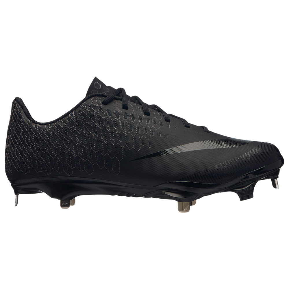 ナイキ Nike メンズ 野球 シューズ・靴【Lunar Vapor Ultrafly Elite 2】Black/Black/Thunder Grey