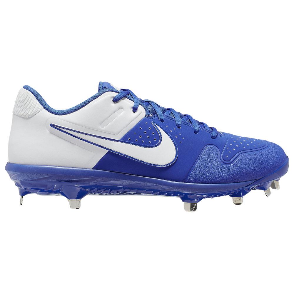 ナイキ Nike メンズ 野球 シューズ・靴【Alpha Huarache Varsity Low】Game Royal/White