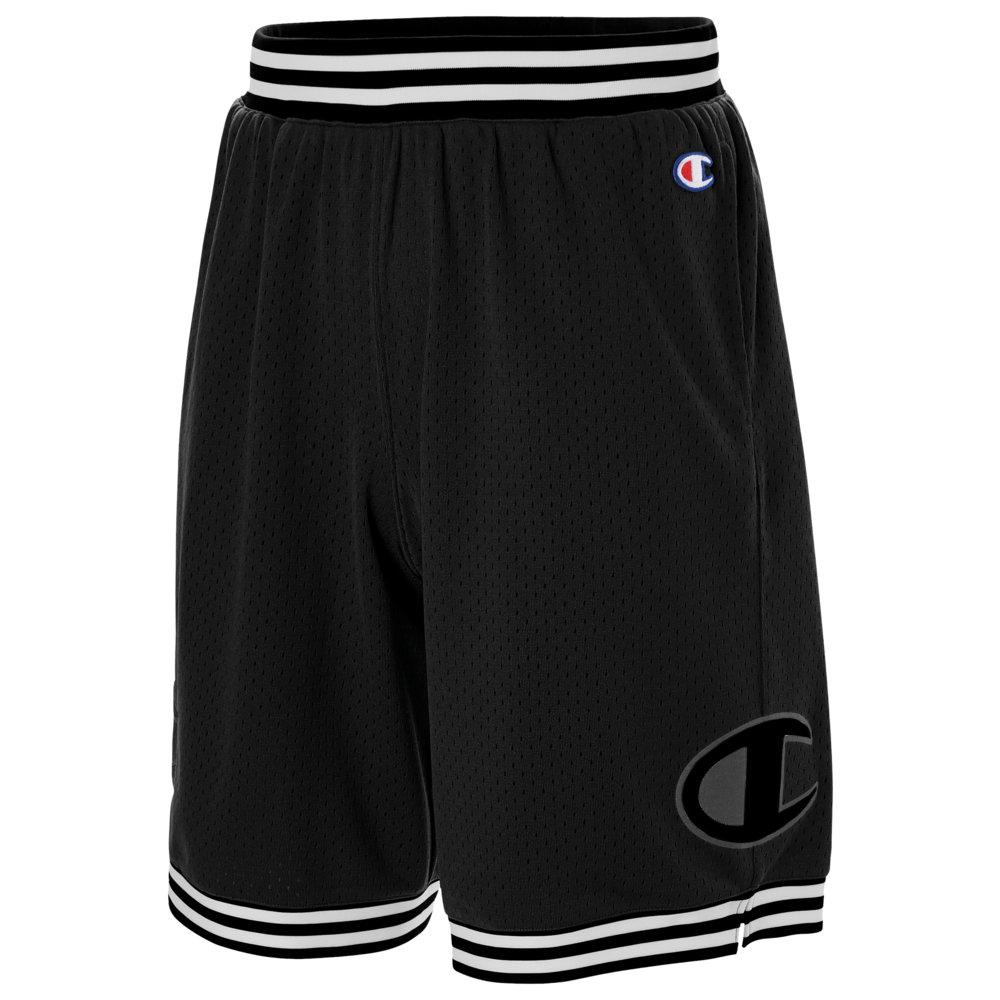 チャンピオン Champion メンズ ショートパンツ ボトムス・パンツ【Rec Mesh Shorts】Black