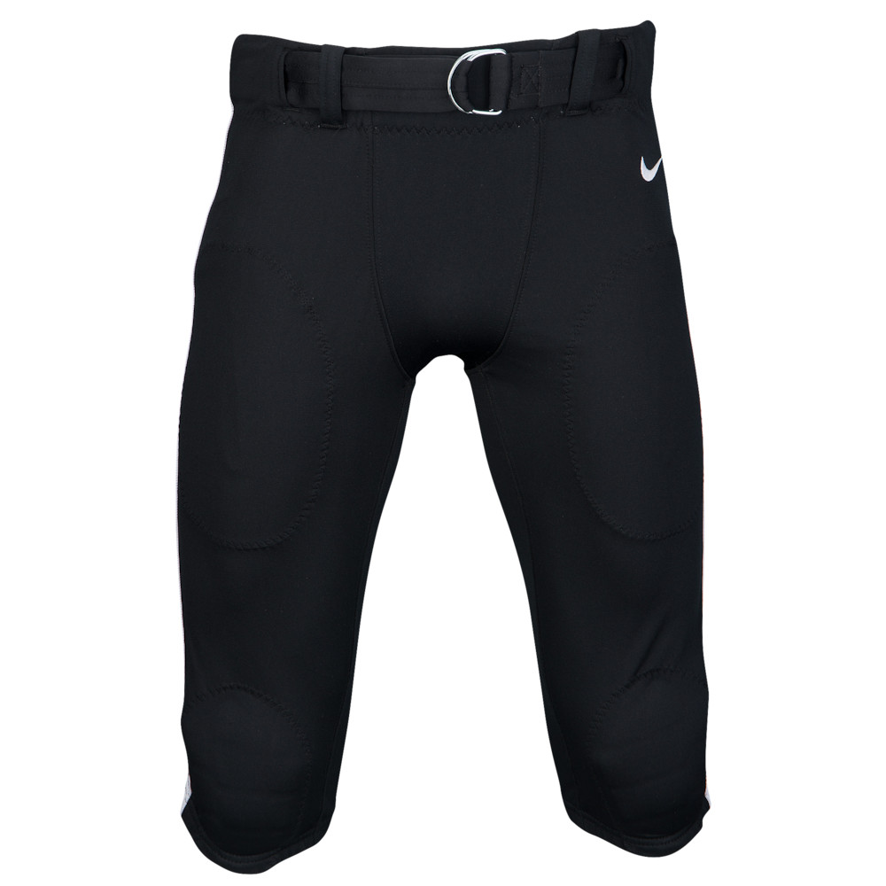 ナイキ Nike メンズ アメリカンフットボール ボトムス・パンツ【Team Stock Mach Speed Pants】Black/White/White