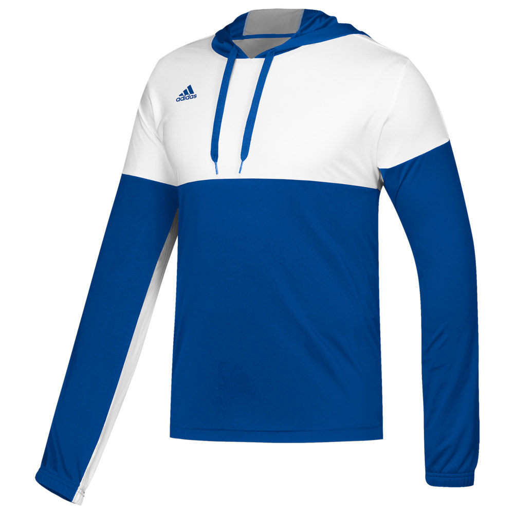 アディダス adidas メンズ バスケットボール トップス【Team Legend Shooter Shooting Shirt】Collegiate Royal/White