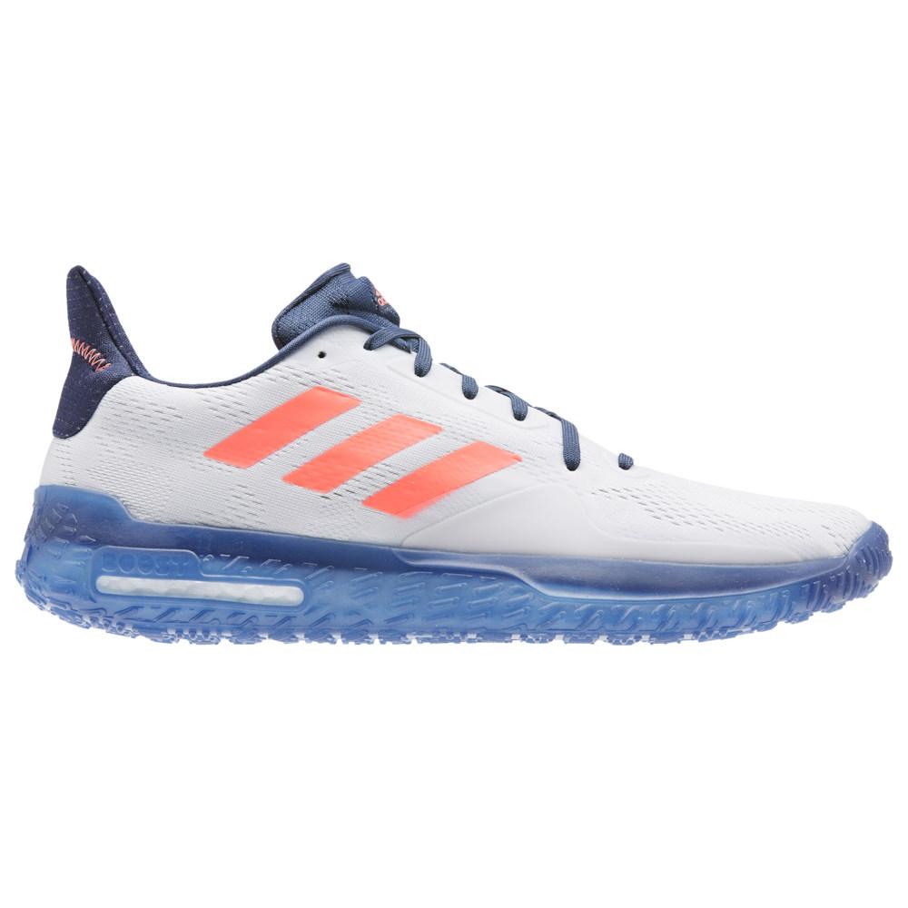 アディダス adidas メンズ フィットネス・トレーニング スニーカー シューズ・靴【Fit PR Trainer】Grey/Signal Coral/Dash Grey