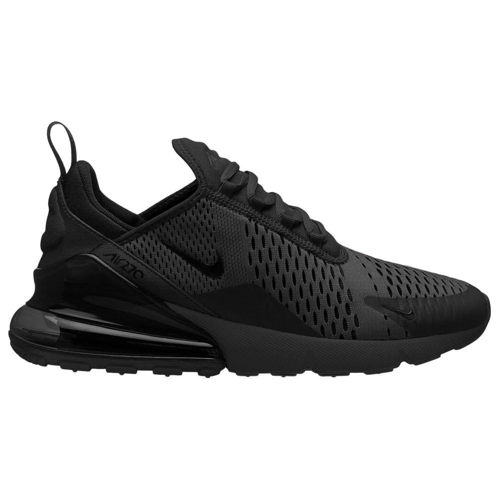 ナイキ Nike メンズ ランニング・ウォーキング シューズ・靴【Air Max 270】Black/Black/Black