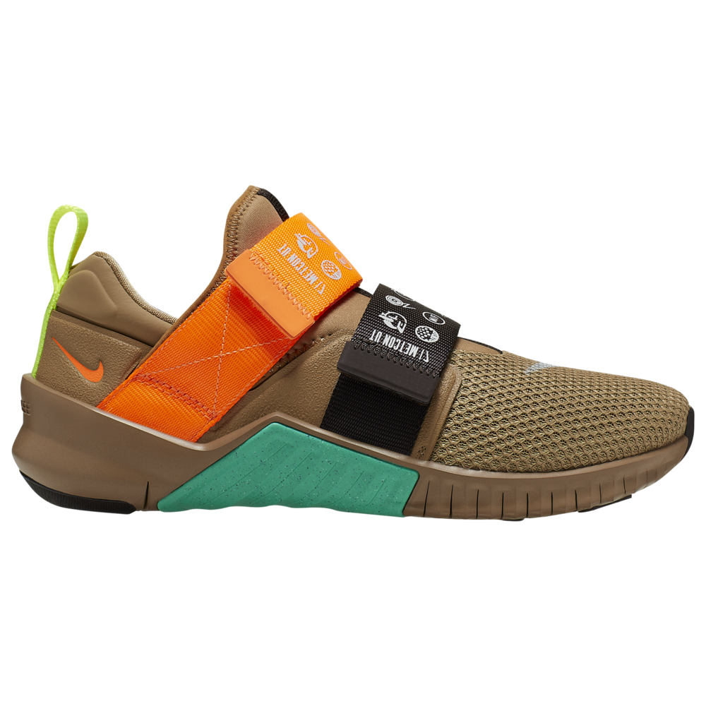 ナイキ Nike メンズ フィットネス・トレーニング シューズ・靴【Free X Metcon 2】Beechtree/Total Orange/Brown/Green