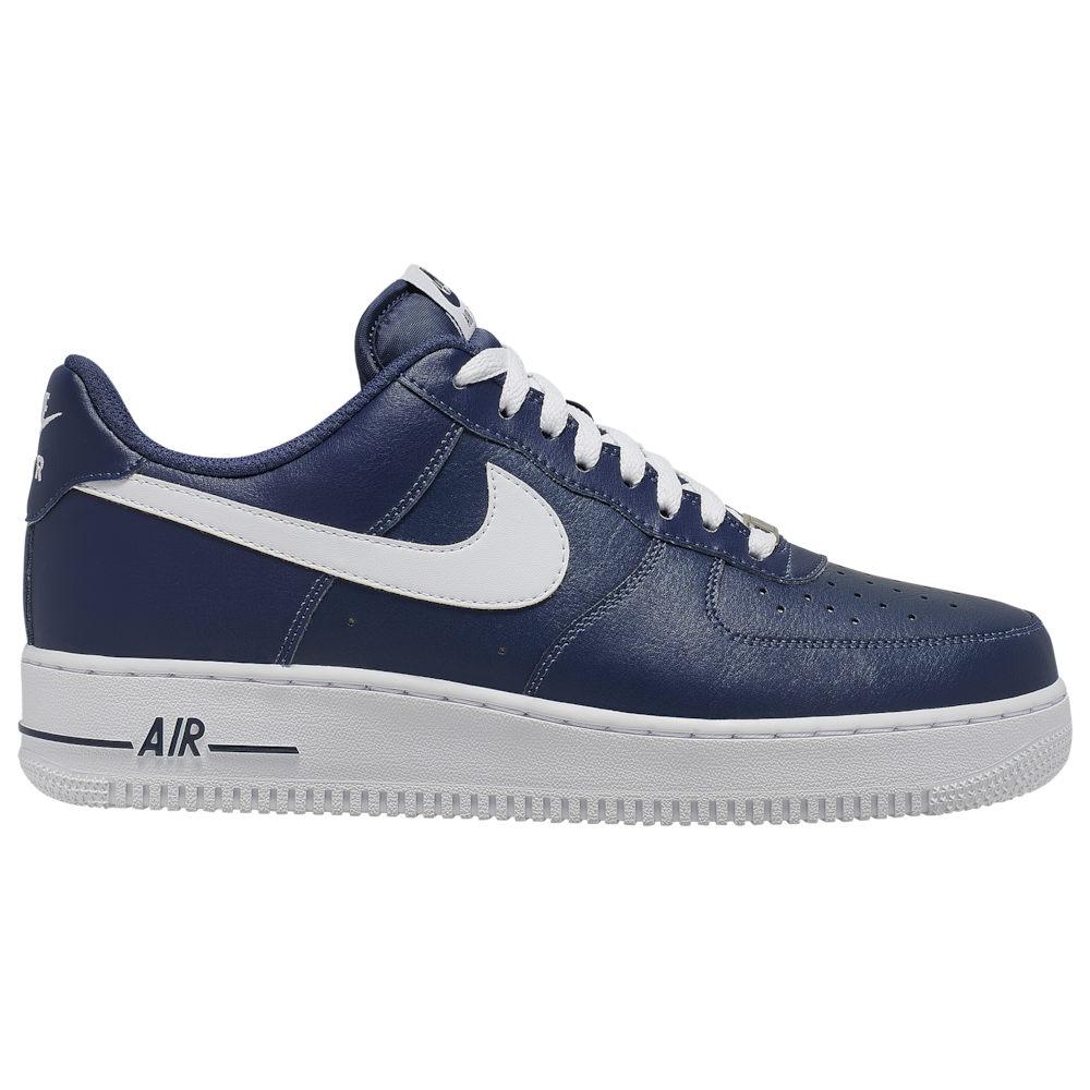 ナイキ Nike メンズ バスケットボール シューズ・靴【Air Force 1 Low】Midnight Navy/White