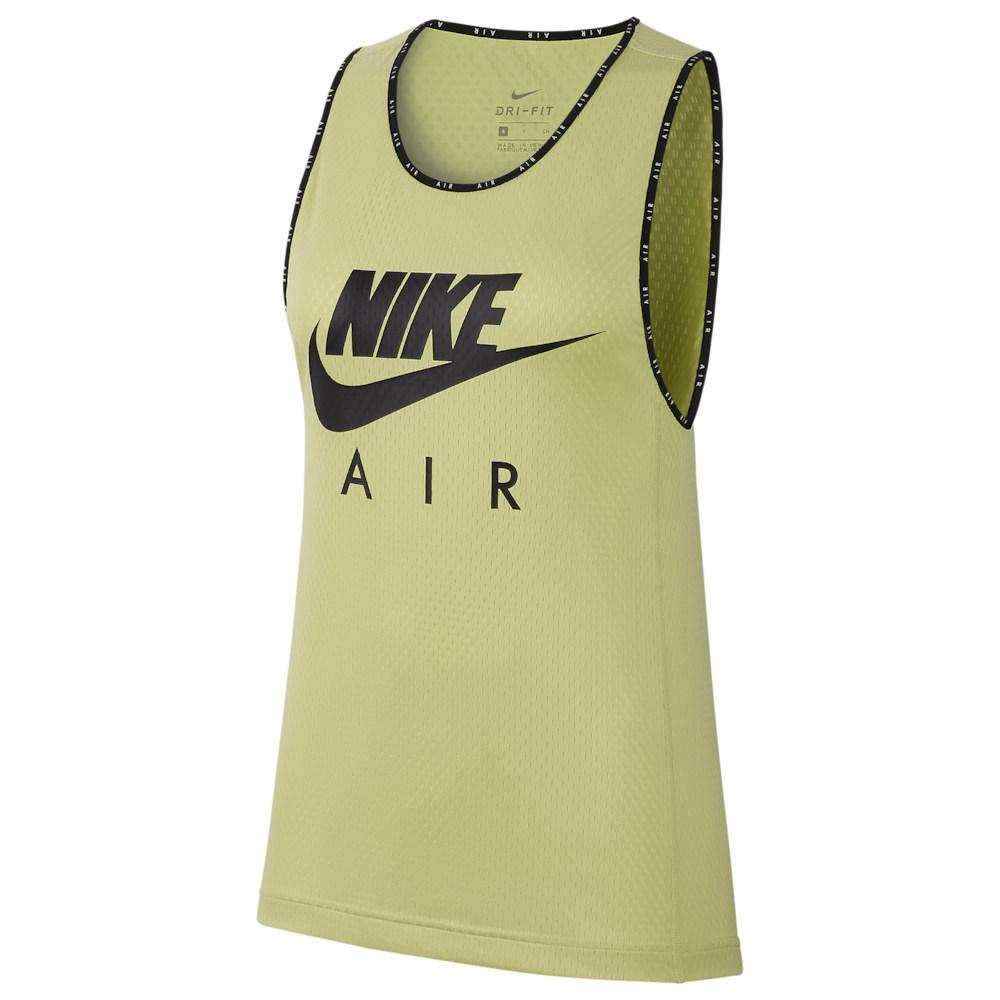 ナイキ Nike レディース タンクトップ トップス【Air Tank】Limelight/Black