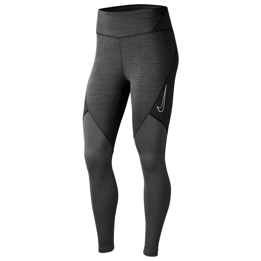 ナイキ Nike レディース フィットネス・トレーニング スパッツ・レギンス ボトムス・パンツ【Novelty One Tights】Black/Iron Grey