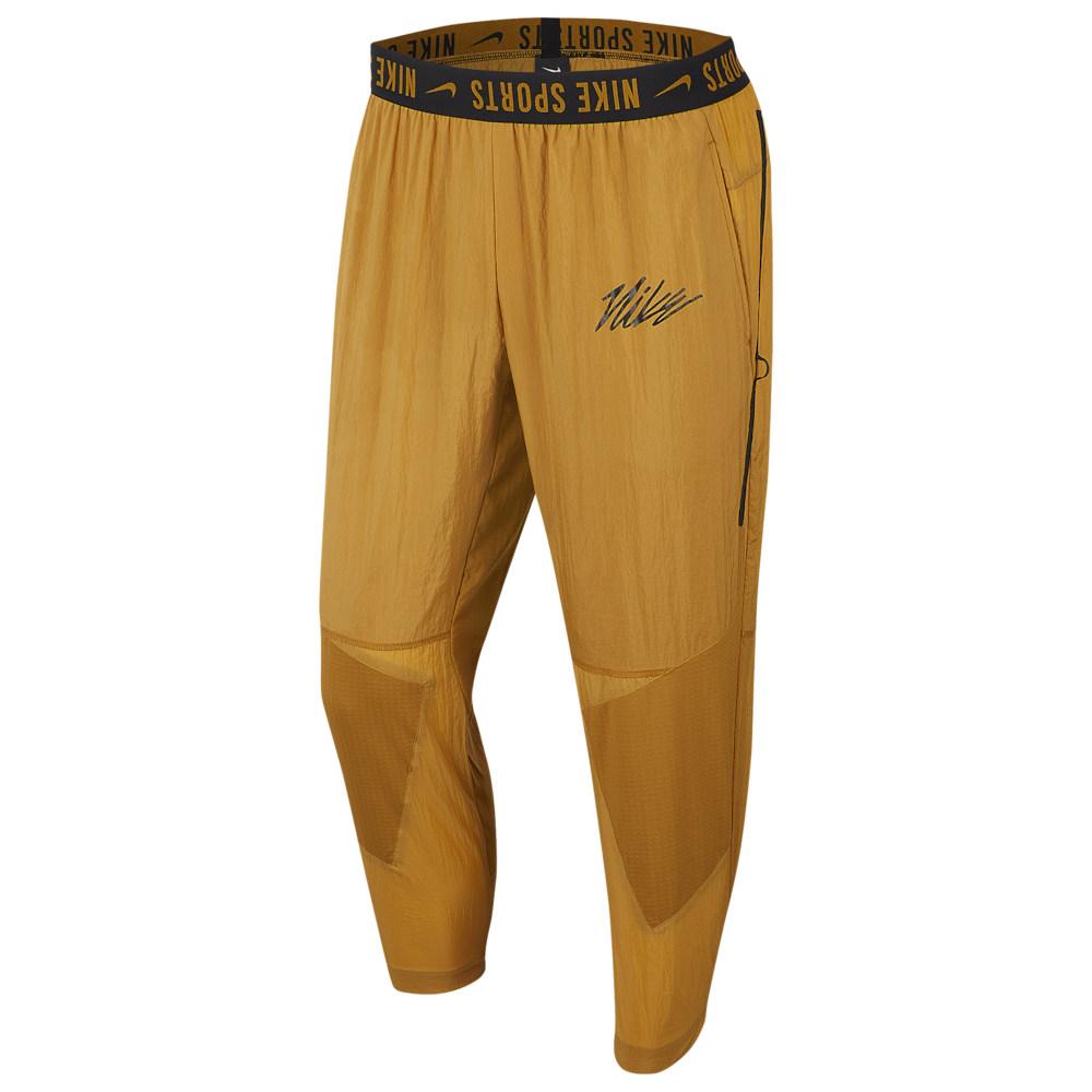 ナイキ Nike メンズ フィットネス・トレーニング ボトムス・パンツ【Training Pants】Wheat/Wheat/Black