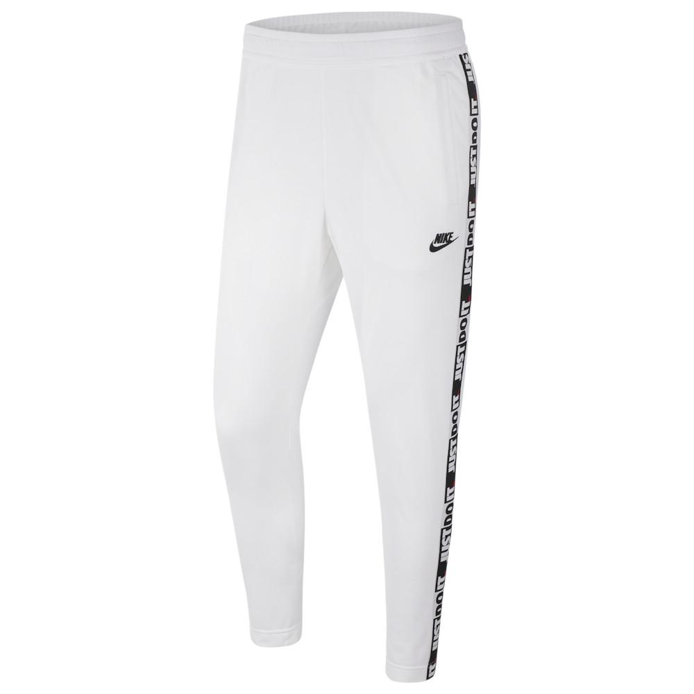 ナイキ Nike メンズ スウェット・ジャージ ボトムス・パンツ【JDI Tape Pants】White