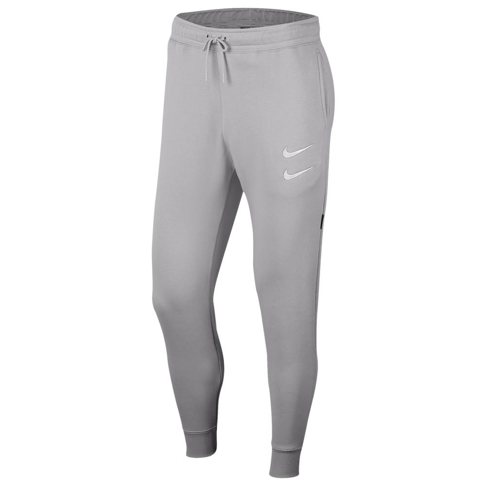 ナイキ Nike メンズ ジョガーパンツ ボトムス・パンツ【Double Swoosh Joggers】Particle Grey/White