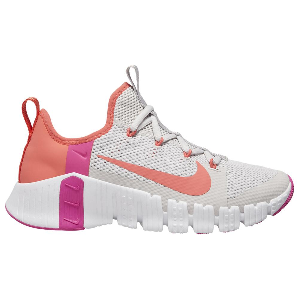 ナイキ Nike レディース フィットネス・トレーニング シューズ・靴【Free Metcon 3】Vast Grey/Magic Ember/White