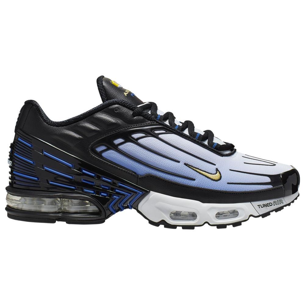 ナイキ Nike メンズ ランニング・ウォーキング シューズ・靴【Air Max Plus III】Black/Chamois/Hyper Blue/White