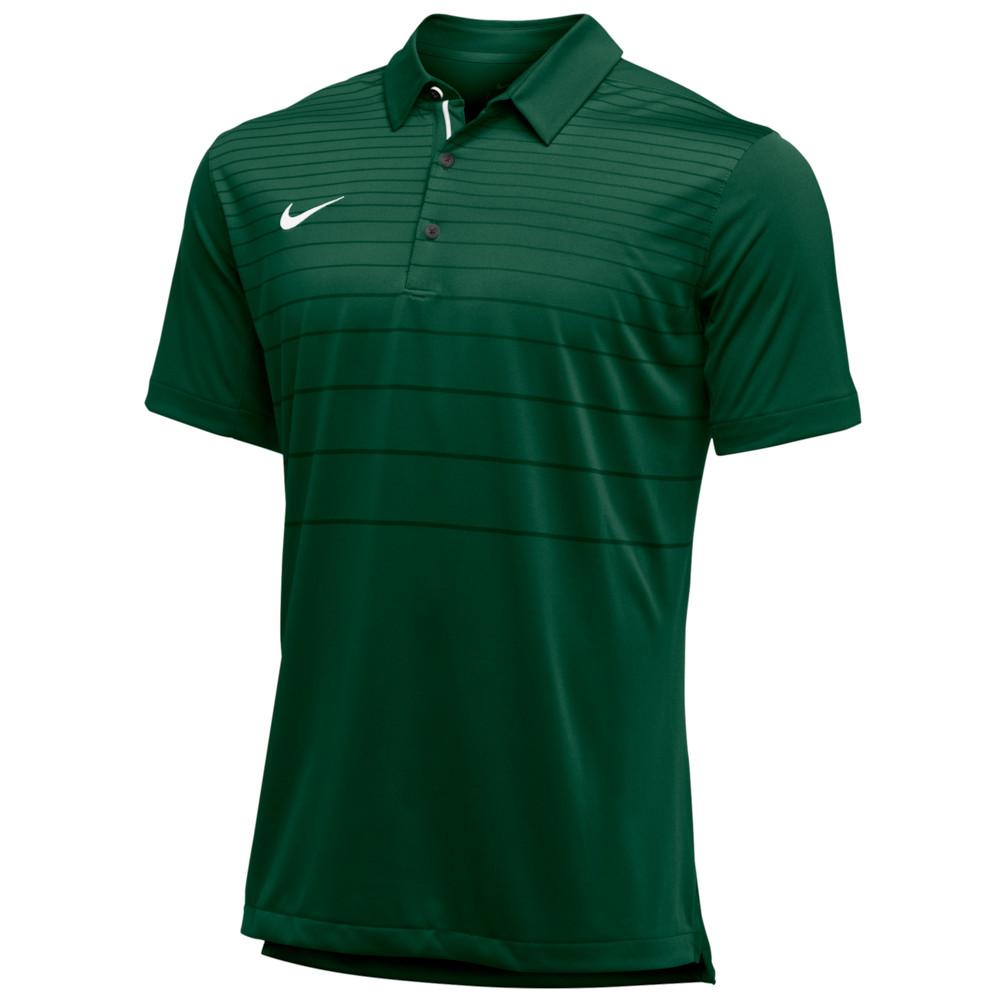 ナイキ Nike メンズ ポロシャツ トップス【Team Early Season Polo】Gorge Green/White