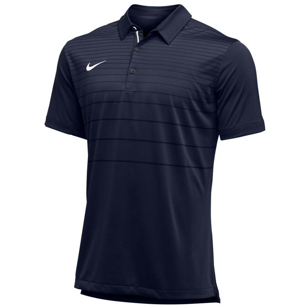 ナイキ Nike メンズ ポロシャツ トップス【Team Early Season Polo】College Navy/White