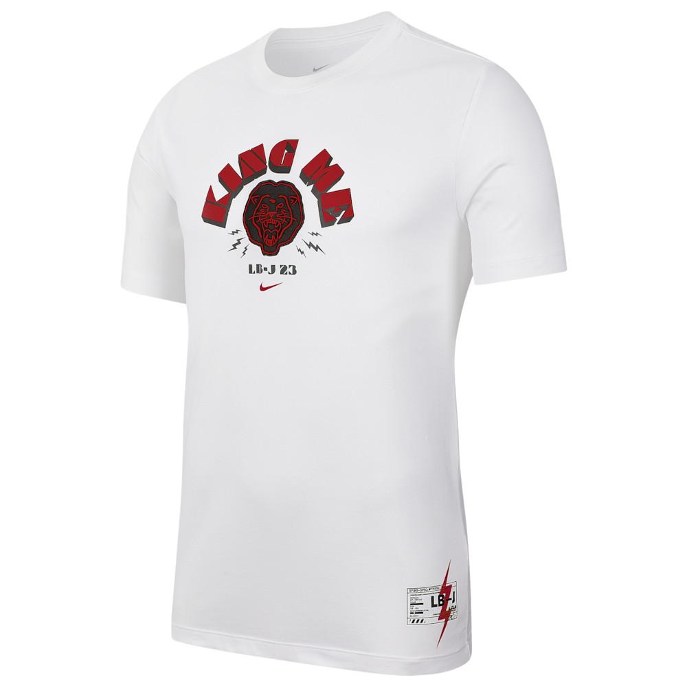 ナイキ Nike メンズ バスケットボール Tシャツ トップス【LeBron T-Shirt】Lebron James