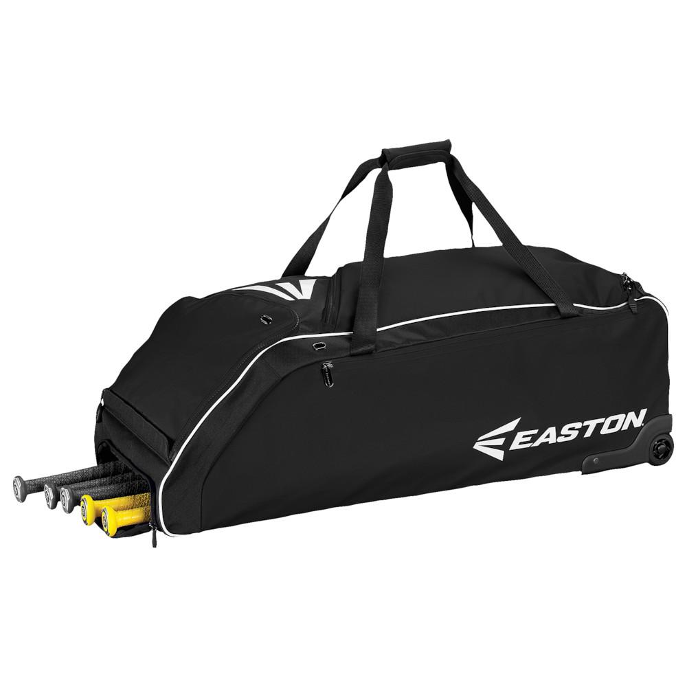 イーストン Easton ユニセックス 野球 スーツケース・キャリーバッグ【E610W Wheeled Bag】Black
