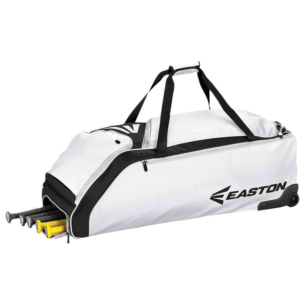 イーストン Easton ユニセックス 野球 スーツケース・キャリーバッグ【E610W Wheeled Bag】White