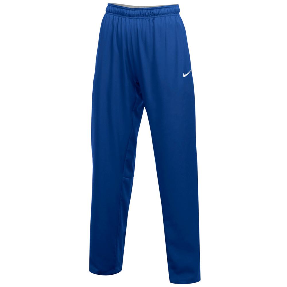 ナイキ Nike レディース フィットネス・トレーニング ボトムス・パンツ【Team Authentic Dry Pants】Game Royal/White