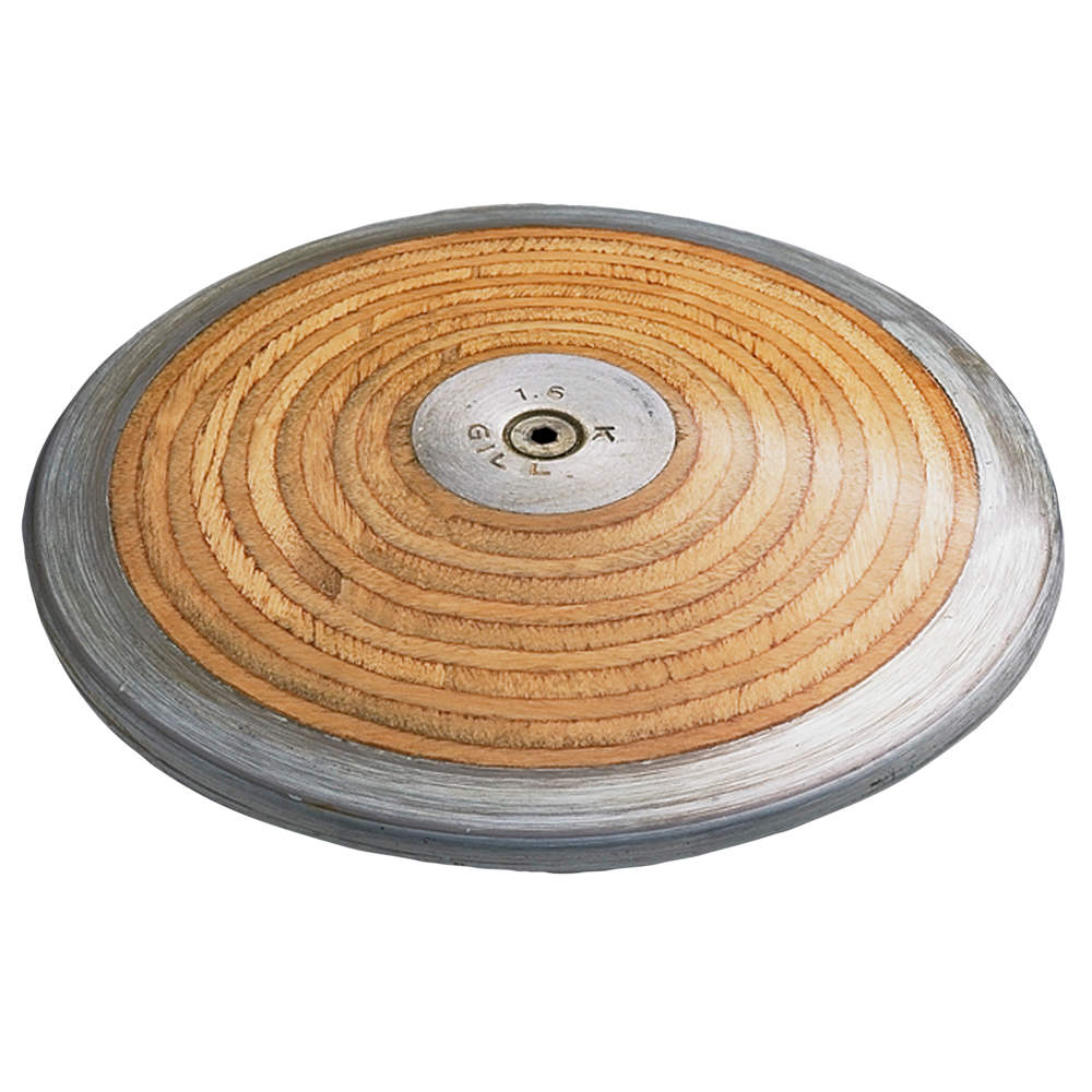 ギル Gill メンズ 陸上 【Competitor Wood Discus】Pricing Varies Based On Weight