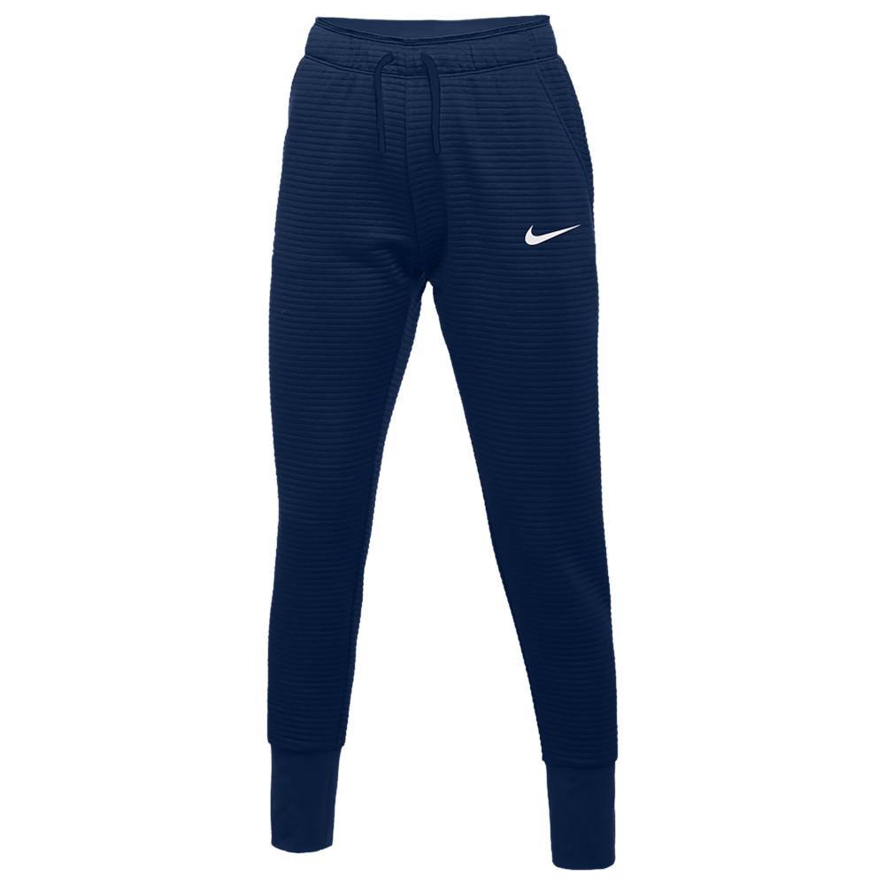 ナイキ Nike レディース フィットネス・トレーニング テーパードパンツ ボトムス・パンツ【Team Authentic Tapered Pants】College Navy/White