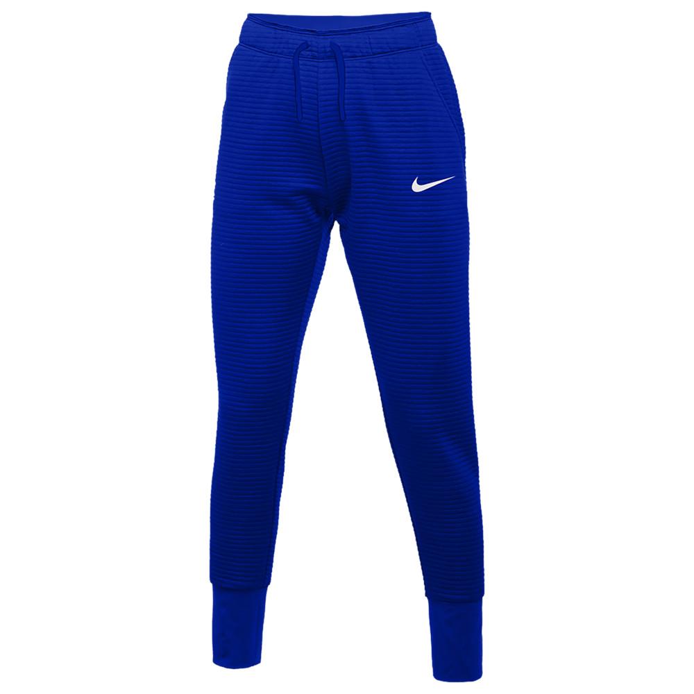 ナイキ Nike レディース フィットネス・トレーニング テーパードパンツ ボトムス・パンツ【Team Authentic Tapered Pants】Game Royal/White