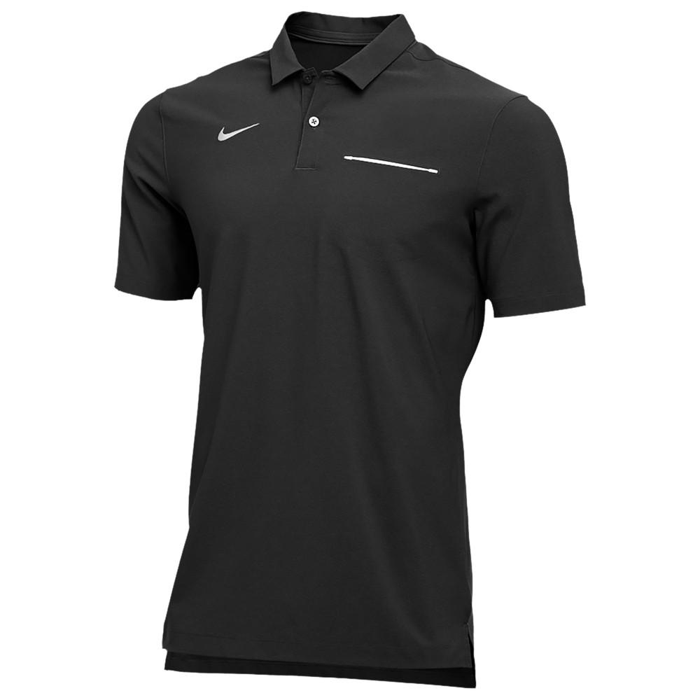 ナイキ Nike メンズ ポロシャツ トップス【Team Authentic Dry S/S Elite Polo】Black/White