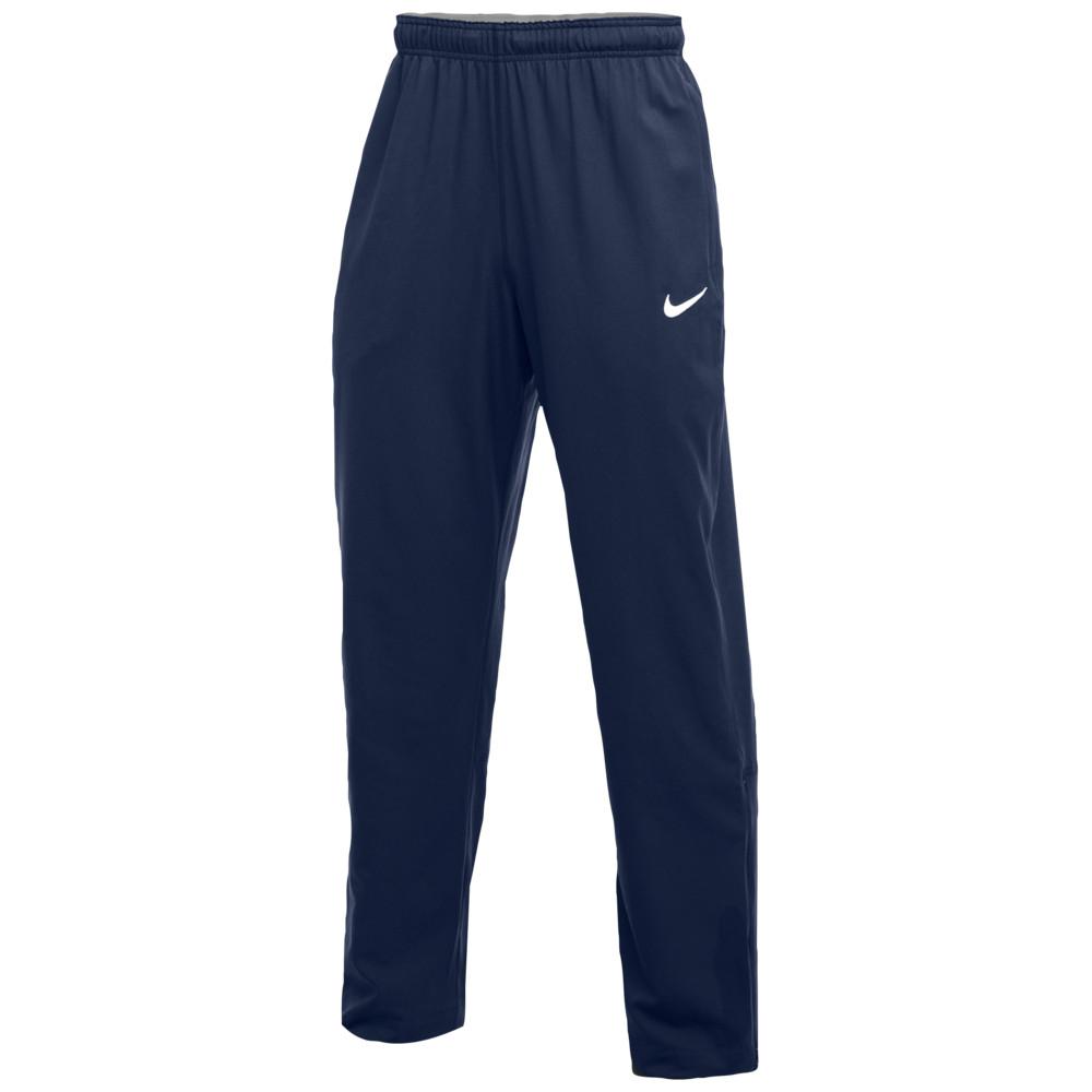 ナイキ Nike メンズ フィットネス・トレーニング ボトムス・パンツ【Team Dry Pants】Navy/White