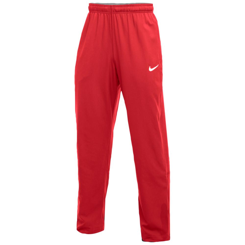 ナイキ Nike メンズ フィットネス・トレーニング ボトムス・パンツ【Team Dry Pants】Scarlet/White