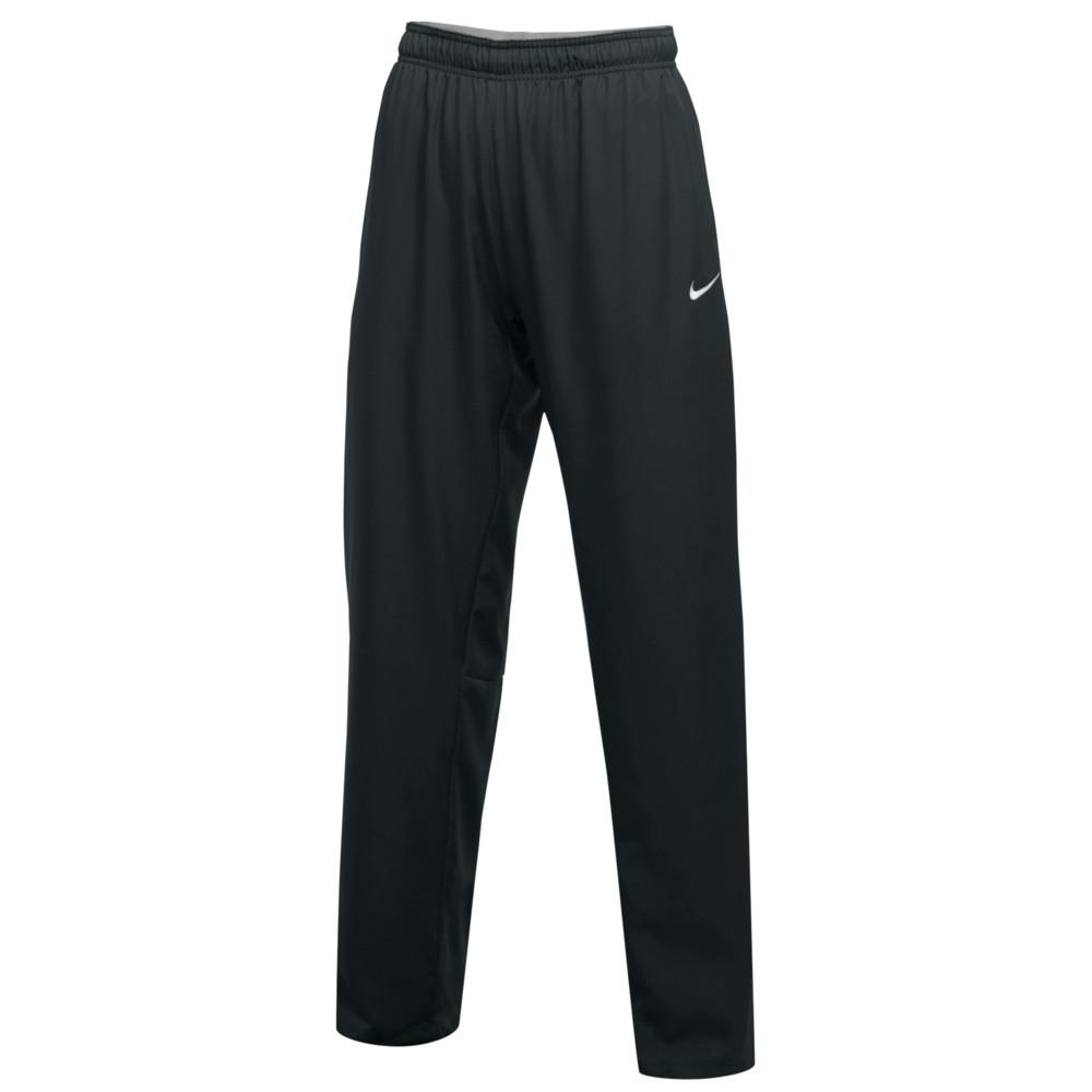 ナイキ Nike レディース フィットネス・トレーニング ボトムス・パンツ【Team Dry Pants】Black/White