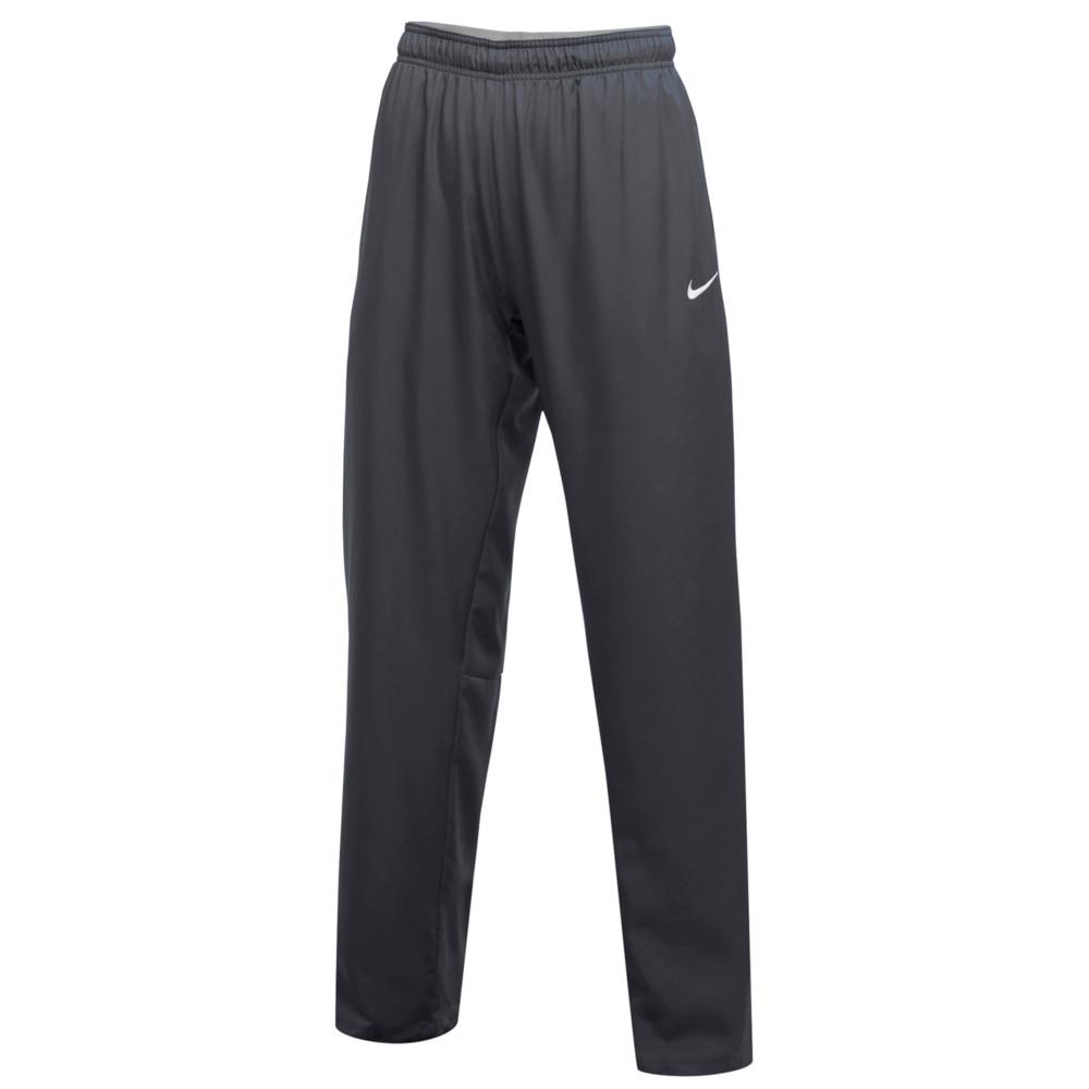 ナイキ Nike レディース フィットネス・トレーニング ボトムス・パンツ【Team Dry Pants】Anthracite/White