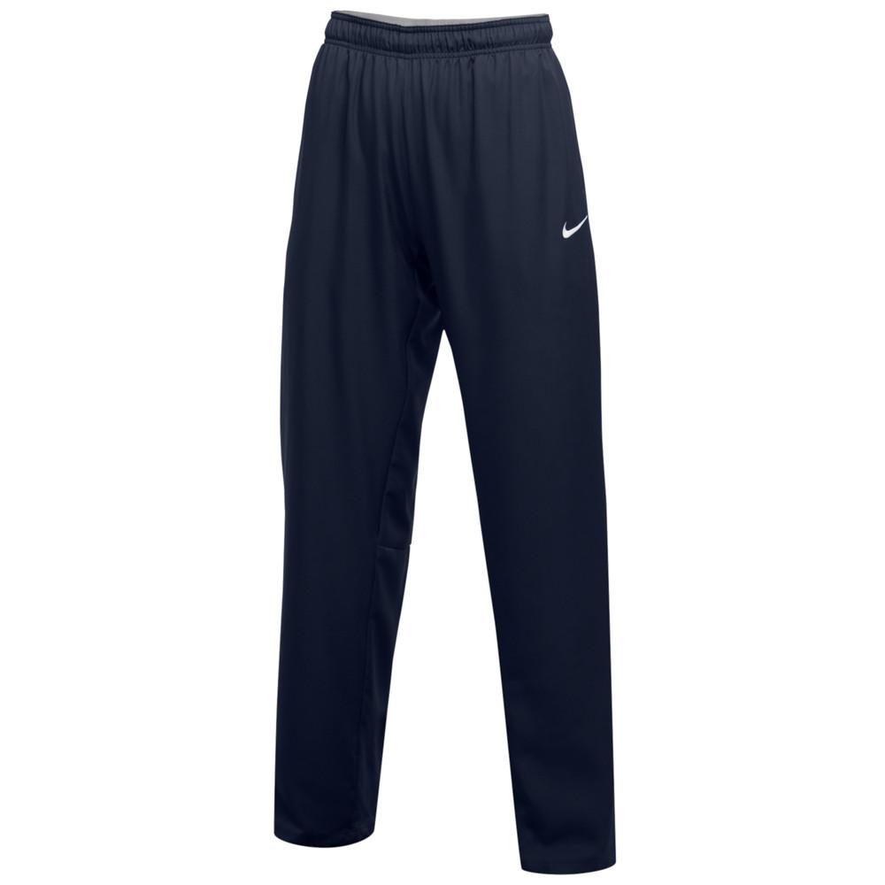 ナイキ Nike レディース フィットネス・トレーニング ボトムス・パンツ【Team Dry Pants】Navy/White