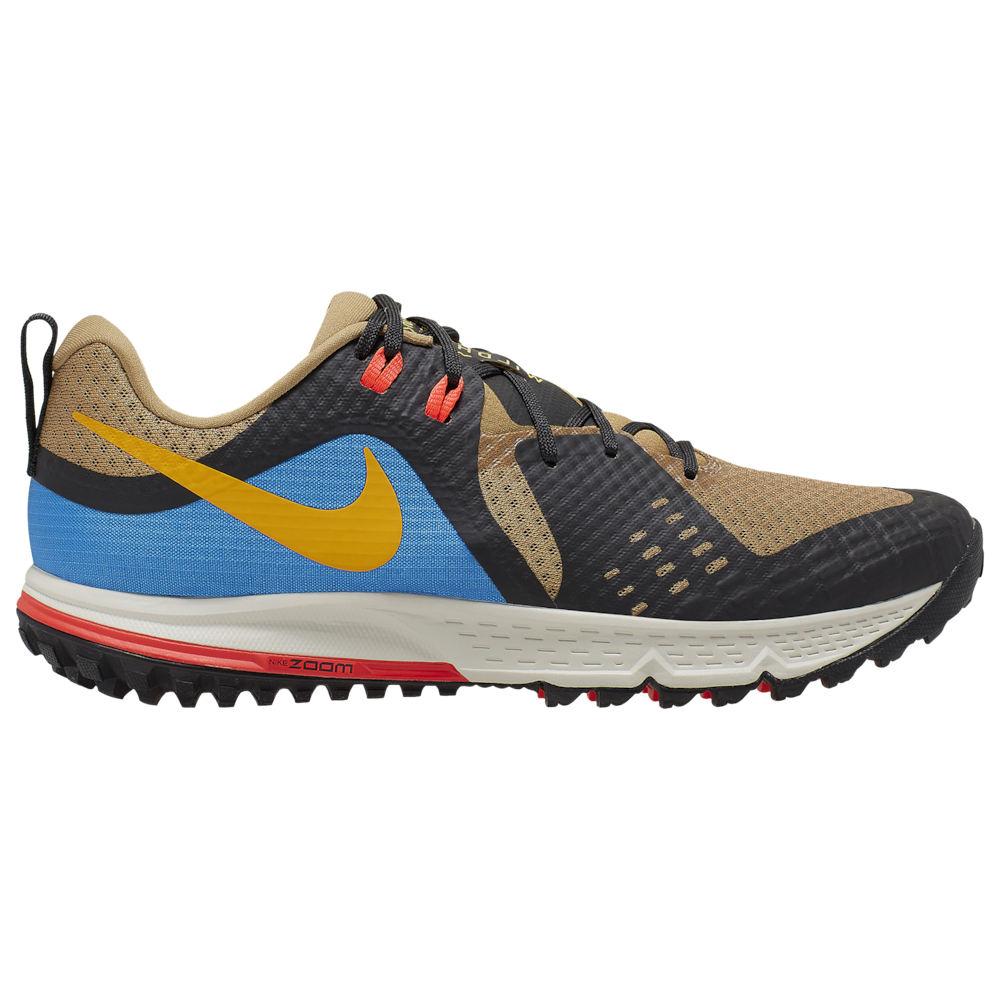 ナイキ Nike メンズ ランニング・ウォーキング シューズ・靴【Zoom Wildhorse 5】Beechtree/University Gold/Off Noir/Pacific Blue