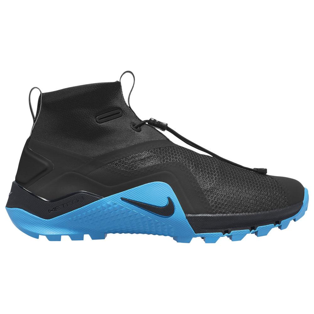 ナイキ Nike メンズ フィットネス・トレーニング シューズ・靴【Metcon X SF】Black/Light Current Blue