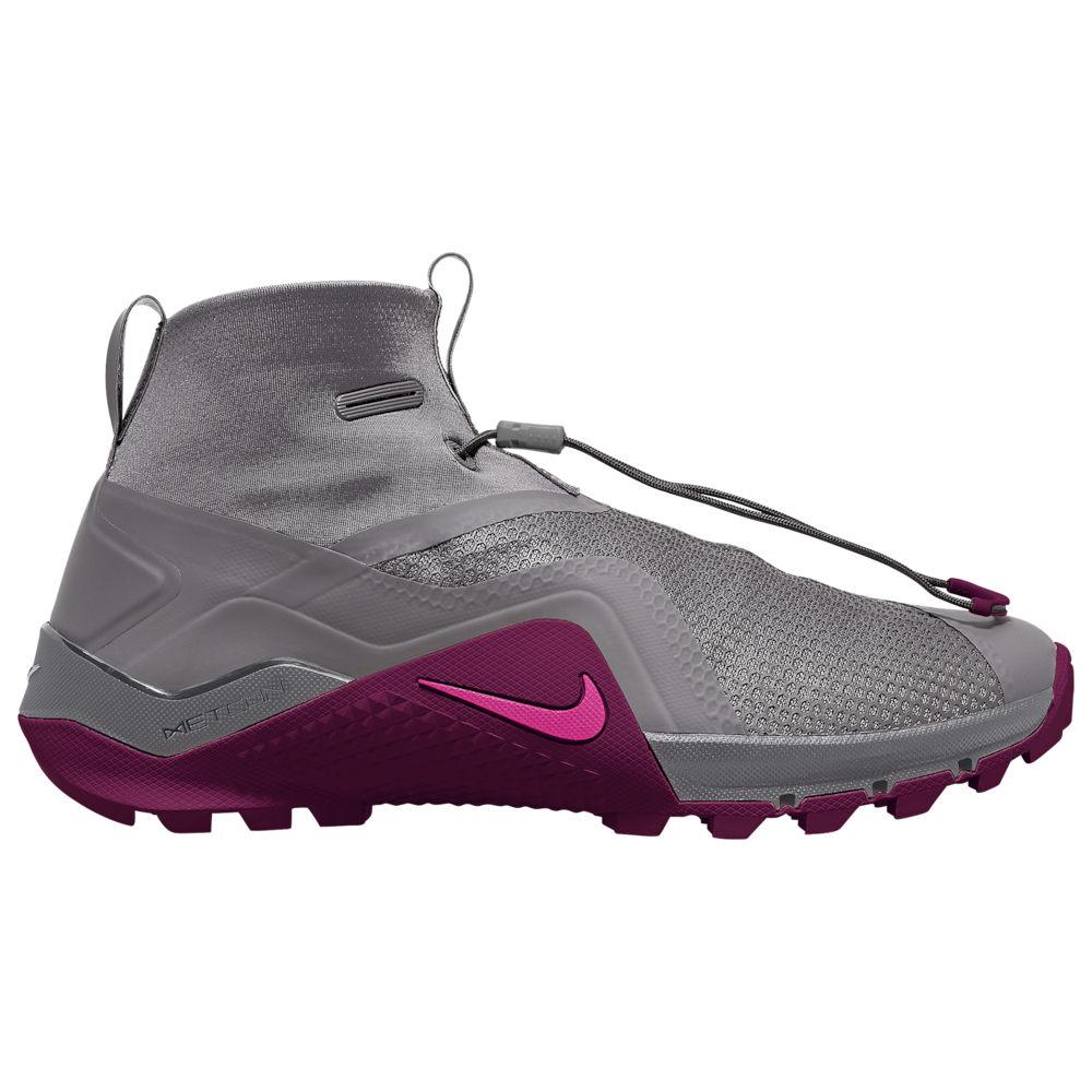 ナイキ Nike メンズ フィットネス・トレーニング シューズ・靴【Metcon X SF】Atmosphere Grey/Pink Blast/True Berry