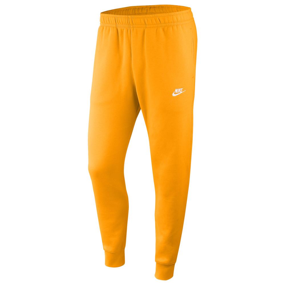 ナイキ Nike メンズ ジョガーパンツ ボトムス・パンツ【Club Joggers】University Gold/White