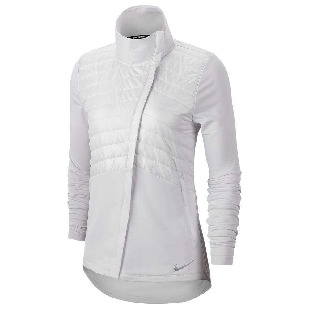 ナイキ Nike レディース フィットネス・トレーニング ジャケット アウター【Essential Filled Jacket】Vast Grey/White