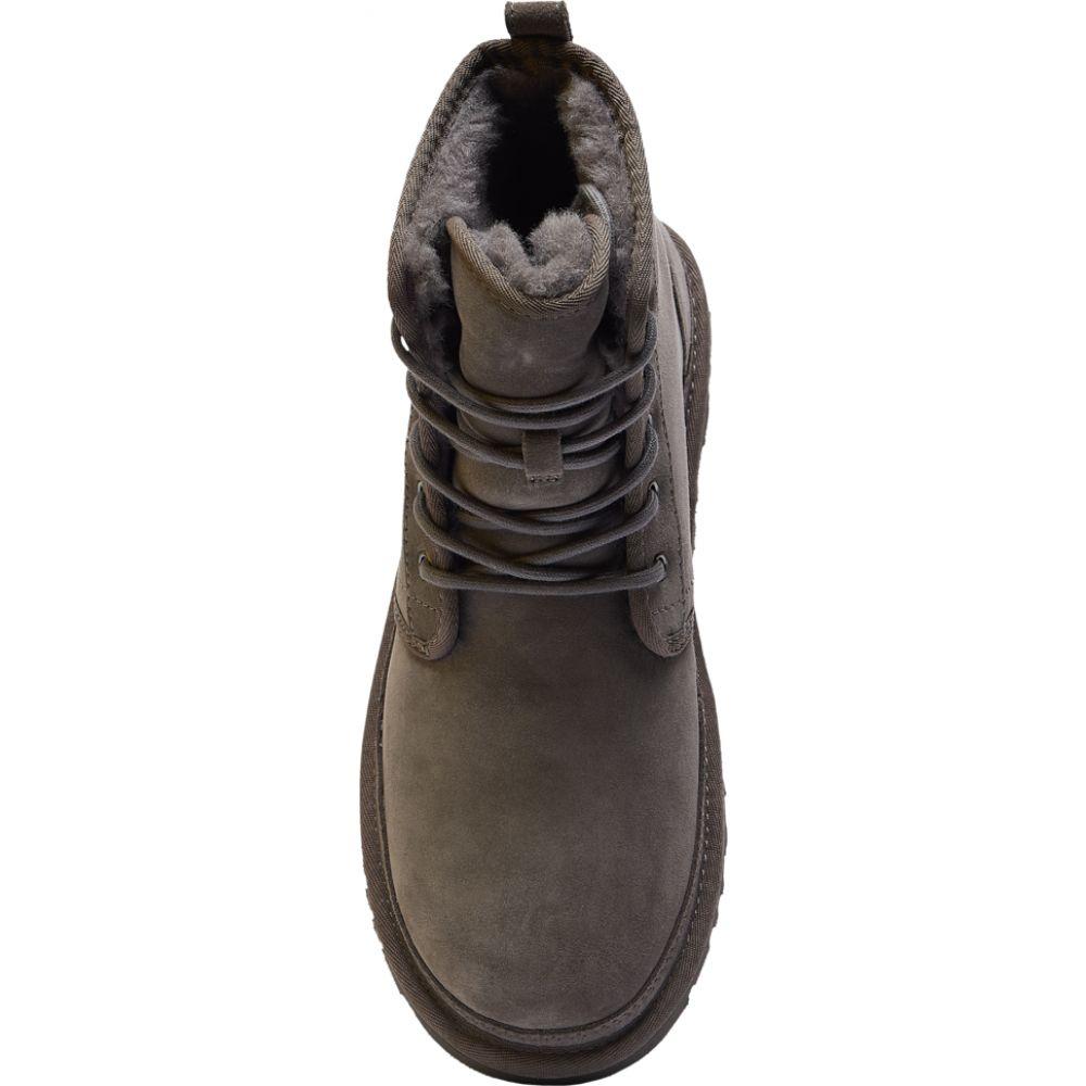 アグ UGG メンズ ブーツ シューズ・靴 Harkley CharcoalxohBrdstQC