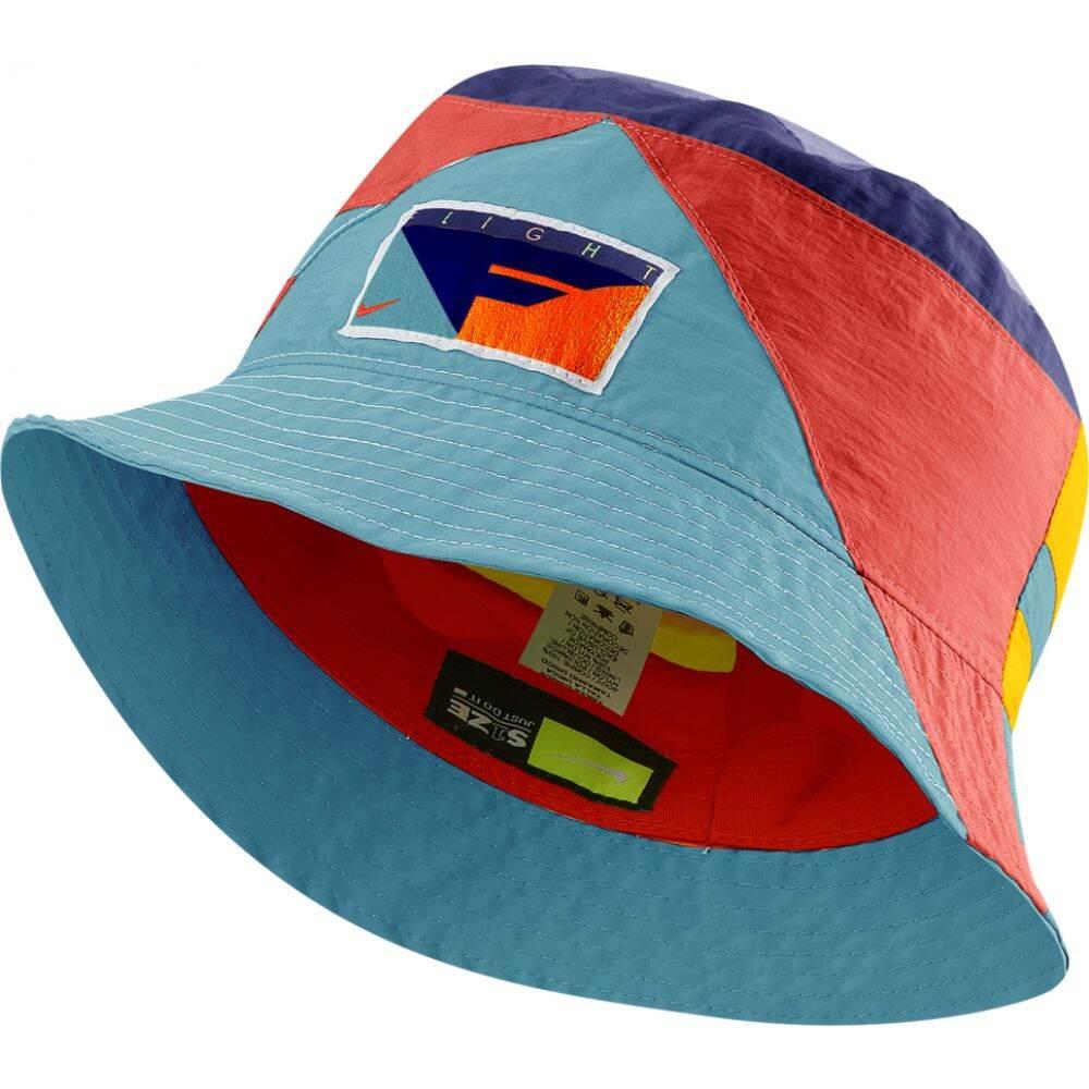 ナイキ Nike メンズ ハット バケットハット 帽子【Flight Bucket Hat】Teal Nebula