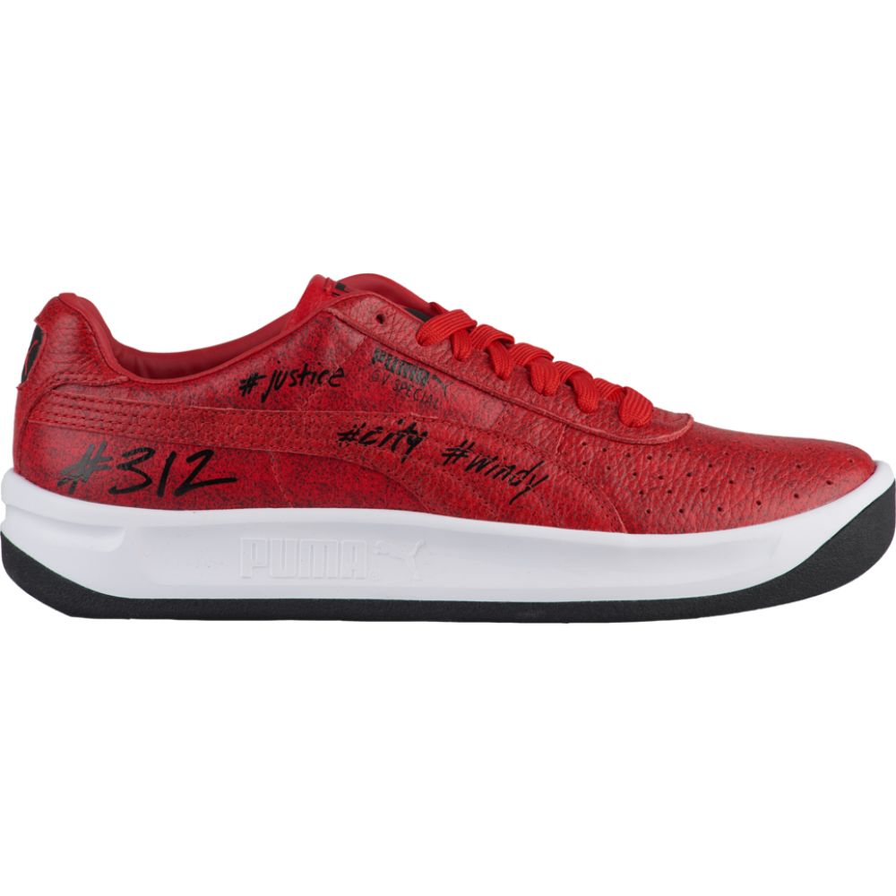 プーマ PUMA メンズ テニス シューズ・靴【GV Special +】High Risk Red/Black/White/Chicago