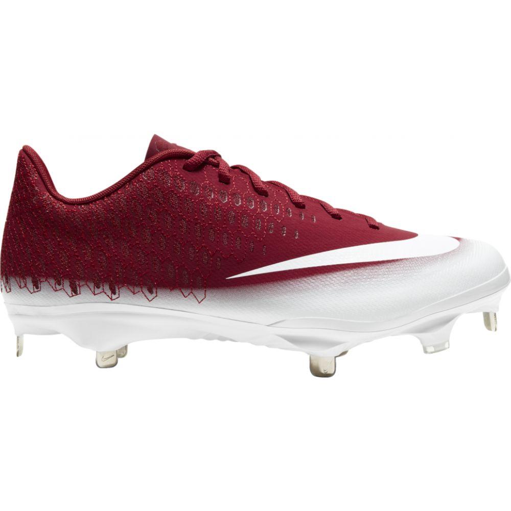 ナイキ Nike メンズ 野球 シューズ・靴【Lunar Vapor Ultrafly Elite 2】White/Team Crimson