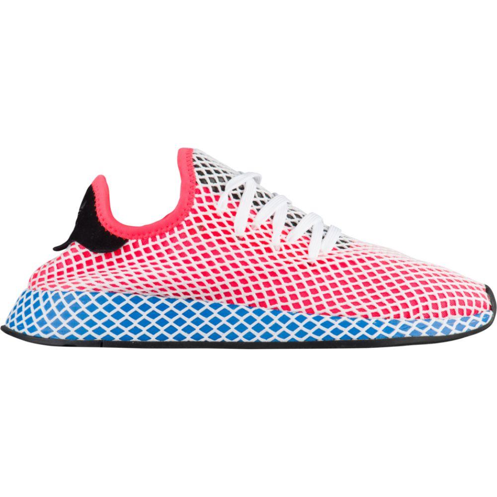 アディダス adidas Originals メンズ スニーカー シューズ・靴【Deerupt Runner】Hi Res Red/Hi Res Blue